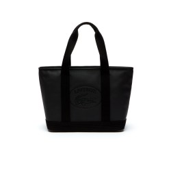 Lacoste - Sac cabas zippé femme - M SHOPPING BAG | WOMEN'S CLASSIC NF2416WM