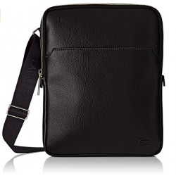 Lacoste - Sacoche homme - M FLAT CROSSOVER BAG | CROSSOVER NH1741GL