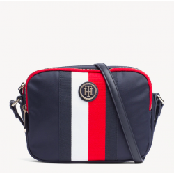 Tommy Hilfiger - Sac bandoulière - POPPY CROSSOVER STP | CROSSOVER AW0AW06862