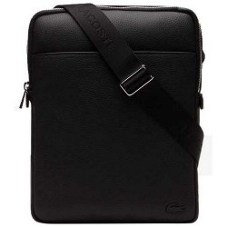 Lacoste - Sacoche homme - M FLAT CROSSOVER BAG | M FLAT CROSSOVER BAG NH2840GL