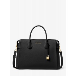 Michael Kors - Sac à main - BELTED LG SATCHEL | MERCER 30S9GM9S3L