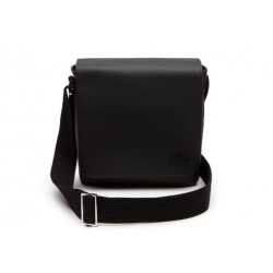 Lacoste - Sacoche homme - FLAP CROSSOVER BAG | MEN'S CLASSIC NH2341HC